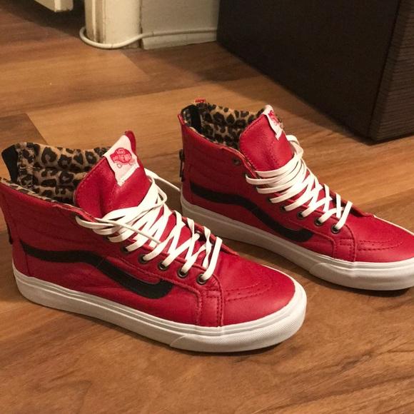 Vans Shoes | Mid Top Sneakers | Poshmark